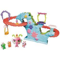 Littlest Pet Shop Podniebne Wróżki Zestaw Rollercoaster 99941
