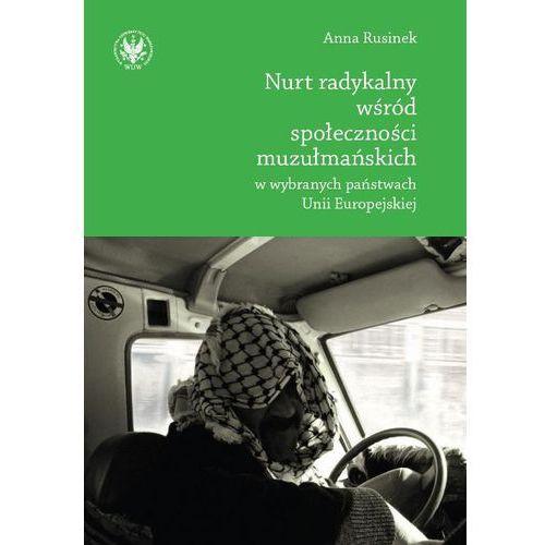 E-booki, Nurt radykalny wśród społeczności muzułmańskich w wybranych państwach Unii Europejskiej