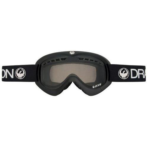 Kaski i gogle, gogle snowboardowe DRAGON - Dxs Coal (Smoke + Yellow) (034) rozmiar: OS
