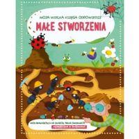 Książki dla dzieci, Moja wielka księga odpowiedzi - Małe stworzenia (opr. twarda)