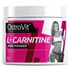 100% Carnitine - 100% Karnityny 210g OstroVit Najlepszy produkt tylko u nas!