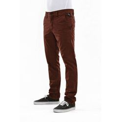 spodnie REELL - Grip Tapered Chino Wine Red (WINE RED) rozmiar: 26/30