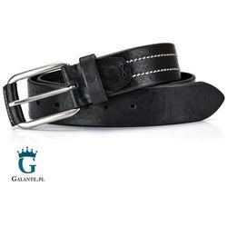 Pasek skórzany męski casual/jeans Miguel Bellido 4965-40-1313-53