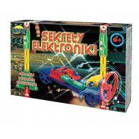 Pozostałe zabawki edukacyjne, Dromader, Sekrety elektroniki, Auto, zabawka naukowa