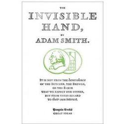 Invisible Hand (opr. miękka)