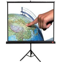Ekran na statywie Avtek Tripod PRO 200x200 (1:1)