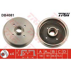 BĘBEN HAM TRW DB4081 SEAT AROSA 1.0, 1.4 97-04, 1.4TDI 00-04, IBIZA III 1.4, 1.6 99-02