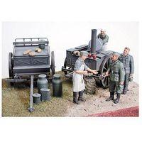 Pozostałe zabawki, Tamiya German Field Kitchen Scenery