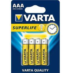 Baterie VARTA Superlife AAA R03 (4 szt)
