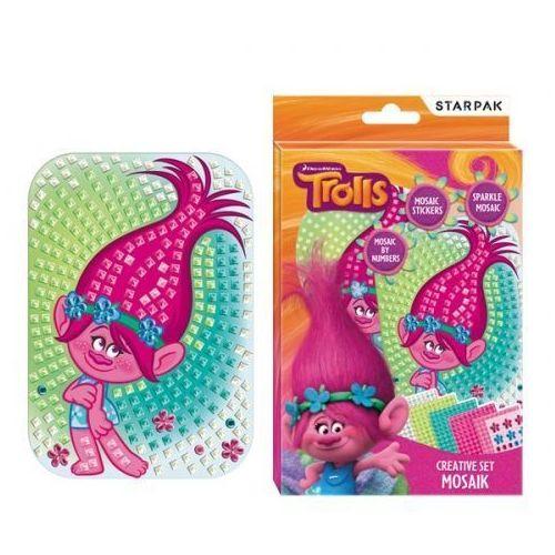 Kreatywne dla dzieci, Zestaw kreatywny mozaika Trolls