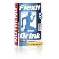 Suplementy do ochrony stawów, Nutrend Flexit drink 400g Truskawka