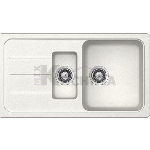 Zlewozmywak formhaus d-150l alpina (cristalite+) ___zamów wycięcie otworów gratis___ marki Schock