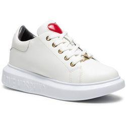 Sneakersy LOVE MOSCHINO - JA15494G0BJA0100 Bianco