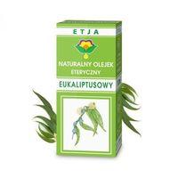 Olejki zapachowe, EUKALIPTUS - Olejek eteryczny ETJA 10 ml