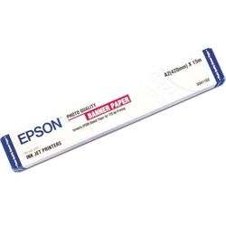 Epson C13S041102 Photo Quality Ink Jet Paper Banner, 410 mm. x 15 m, 105 g/m2