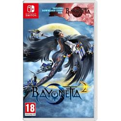 Gra Nintendo Switch Bayonetta 2 + Bayonetta 1 (do pobrania)