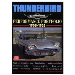 Thunderbird Performance Portfolio 1958-1963 (opr. miękka)