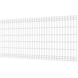 Panel ogrodzeniowy Polargos 123 x 250 cm oczko 7,5 x 20 cm drut 3,2 mm ocynk