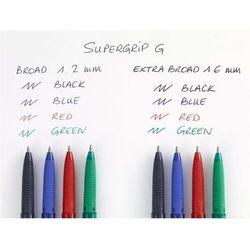 Długopis SUPER GRIP G automatyczny XB czerwony PILOT PIBPGG-8R-XB-RR