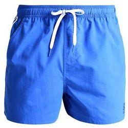 adidas Performance Szorty kąpielowe blue/white