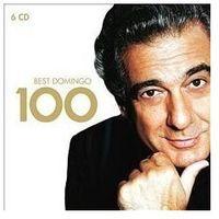 Pozostała muzyka rozrywkowa, 100 BEST PLACIDO DOMINGO - Placido Domingo (Płyta CD)