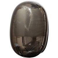 Dozowniki mydła, Dozownik mydła w płynie COSMO | 0,9L | czarny | klucz | 152,5x117x(H)221mm