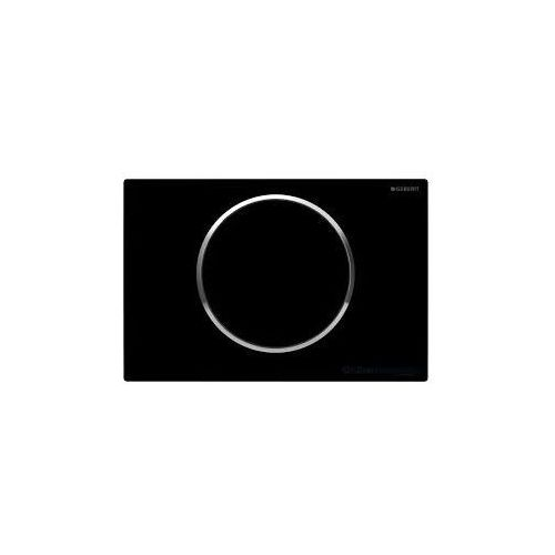 Geberit przycisk uruchamiający Sigma 10 czarny/chrom 115.758.KM.5