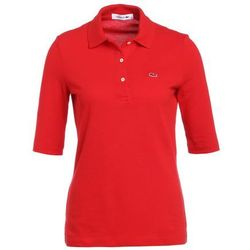 Lacoste Koszulka polo cherry red