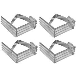 Obciążniki do obrusów Hook 4,5 x 4,3 x 1,6 cm 4 szt.
