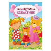 Kolorowanki, Kolorowanka dla dziewczynek - Praca zbiorowa - Zaufało nam kilkaset tysięcy klientów, wybierz profesjonalny sklep