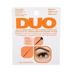 Ardell Duo Brush On Striplash Adhesive Dark Tone sztuczne rzęsy 5 g dla kobiet