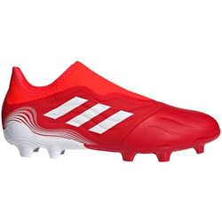 Buty piłkarskie adidas Copa Sense.3 LL FG czerwone FY6172