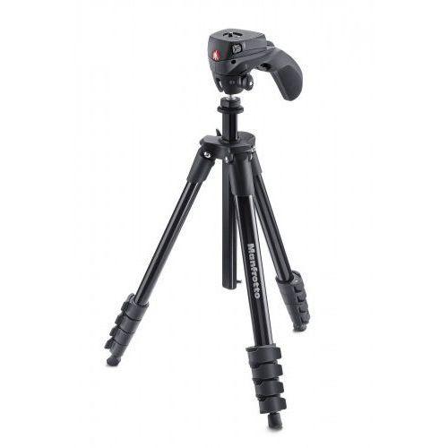 Statywy fotograficzne, Statyw Manfrotto Compact ACTION Statyw z głowicą foto-wideo