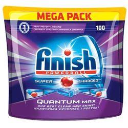 FINISH 100szt Powerball Quantum Max Tabletki do zmywarki