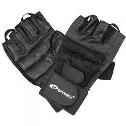 Rękawice fitness SPOKEY Toro 81796 (rozmiar M) Czarny