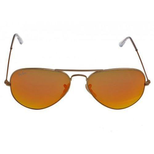Okulary przeciwsłoneczne, Ray-Ban RB 3025 112/69 AVIATOR