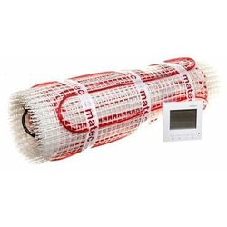 Zestaw grzejny jednostronnie zasilany STANDARD-PLUS 150W/m2 4m2 ZOJ-40 z regulatorem RTP-1 MTC10000027