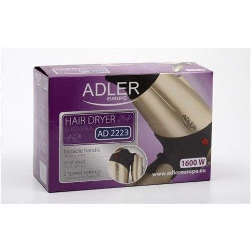 Suszarki do włosów, Adler AD 2223