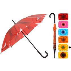 Parasol manualny FLOWER, parasolka - Ø 105 cm