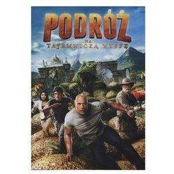 Podróż na tajemniczą wyspę (DVD) - Brad Peyton OD 24,99zł DARMOWA DOSTAWA KIOSK RUCHU
