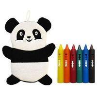Zabawki do kąpieli, Zestaw do kąpieli - Panda