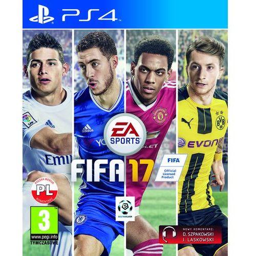 Gry na PS4, Fifa 17 (PS4)