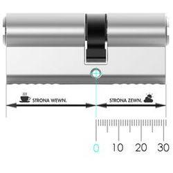 Wkładka GERDA SLR 30-61/37-68mm (typ C)