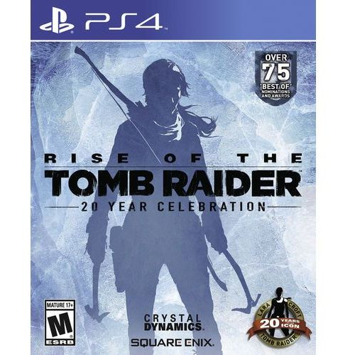 Gry na PlayStation 4, Rise of the Tomb Raider (PS4)