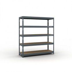 Regał półkowy 2000 x 1800 x 600 mm, nośność 600 kg