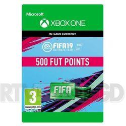 FIFA 19 500 Punktów [kod aktywacyjny]