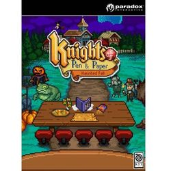 Knights of Pen & Paper (PC)