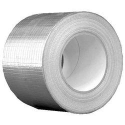 Szeroka Taśma aluminiowa zbrojona TALE 100-50 Idealna do Izolacji typu Klimafix Szerokość 100mm i 50 mm