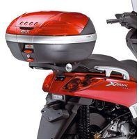 Stelaże motocyklowe, GIVI GISR355 STELAŻ KUFRA CENTRALNEGO Z PŁYTA MONOKEY YAMAHA X-MAX 125-250 (05 09)