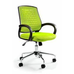 Krzesło biurowe, fotel, Award, zielony